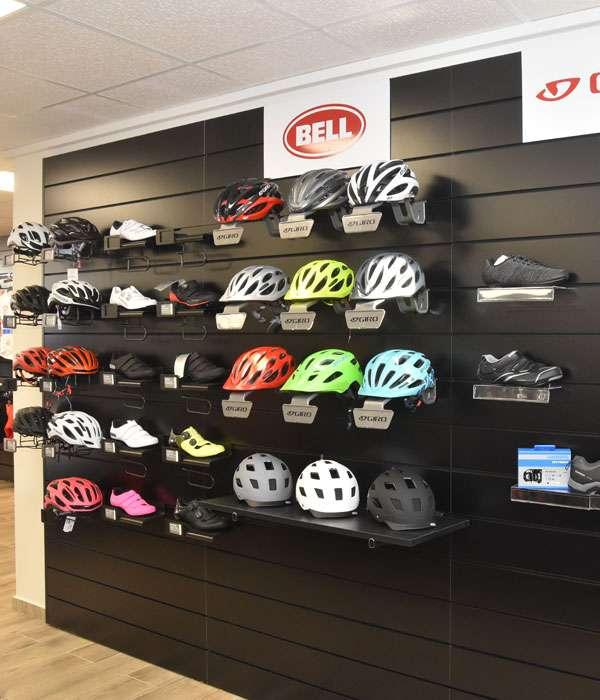 Accesorios para ciclistas en Moraira